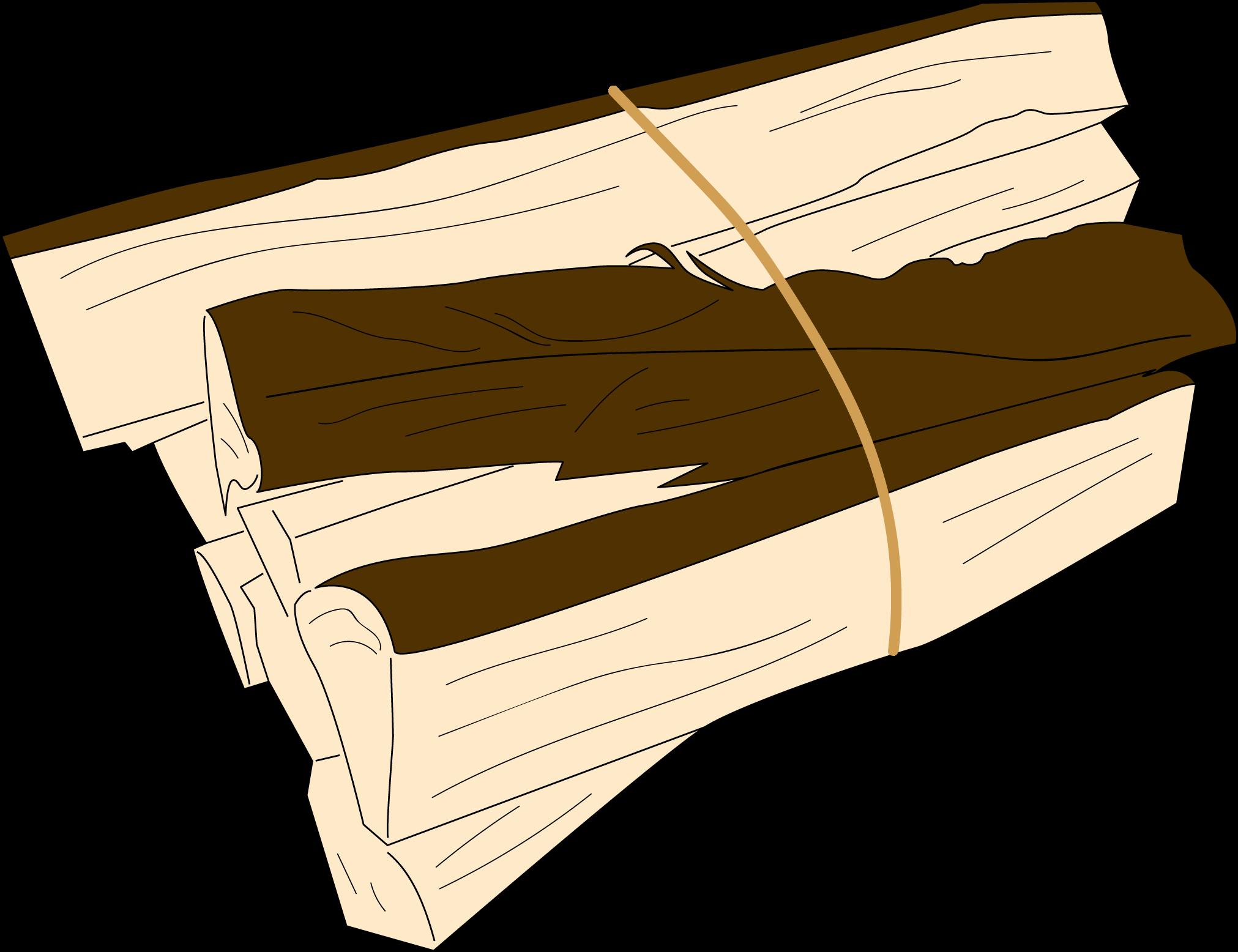 薪イメージ